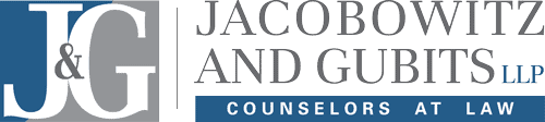 Jacobowitz & Gubits, LLP – Counselors at Law