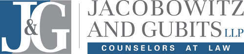 Jacobowitz and Gubits, LLP – Counselors at Law